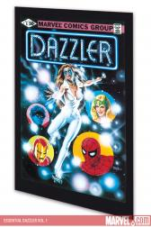 Essential Dazzler Vol. 1 (Trade Paperback)