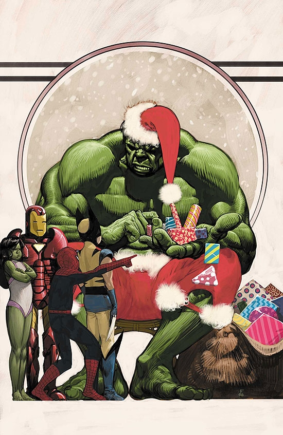 Marvel Holiday Special 2006 (2006) #1