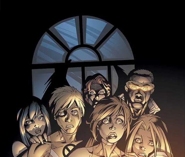 NEW X-MEN (1999) #7 COVER