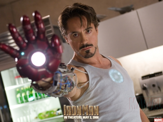 Iron Man Movie: Tony Stark #1