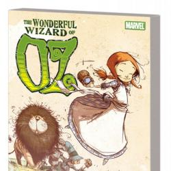 Oz: The Wonderful Wizard of Oz (Trade Paperback)