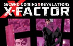 X-Factor (2005) #205 (2ND PRINTING VARIANT)