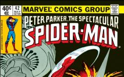 Peter Parker, The Spectacular Spider-Man #42