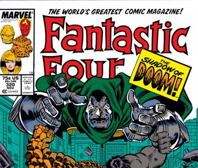 FANTASTIC FOUR #320
