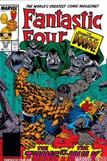 Fantastic Four #320