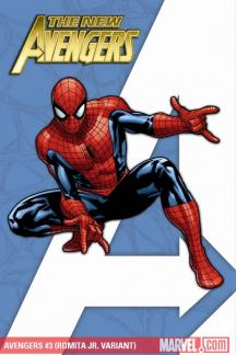 Avengers (2010) #3 (ROMITA JR. VARIANT)