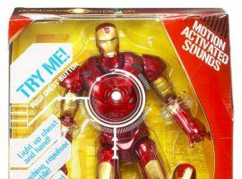 Repulsor-Power Iron Man