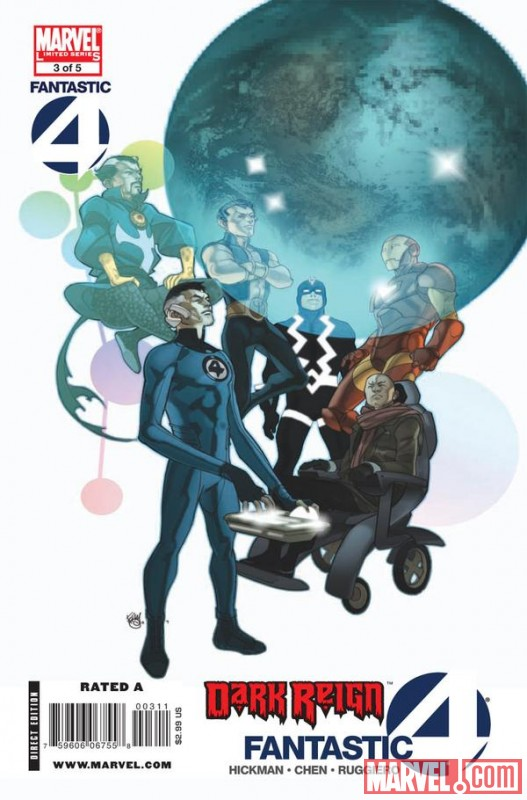 Image Featuring Iron Man, Mr. Fantastic, Professor X, Illuminati, Sub-Mariner, Black Bolt