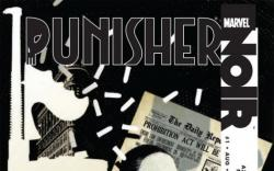 PUNISHER NOIR #1 cover
