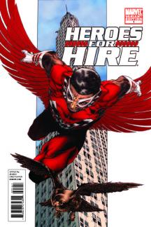 Heroes for Hire (2010) #1 (TOLIBAO VARIANT)