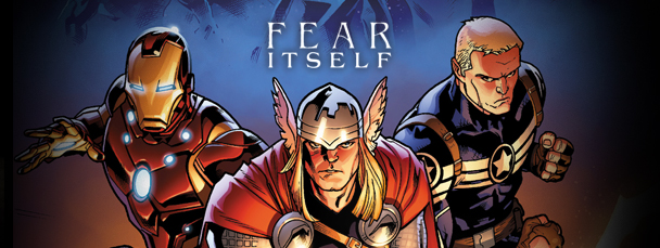 Join the Fear Itself Liveblog with Matt Fraction
