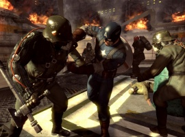 Captain America: Super Soldier PlayStation 3 screenshot