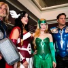 Thor Costumes: Thor, Sif, Enchantress &amp; Balder