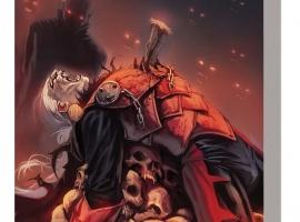 Death of Dracula TPB