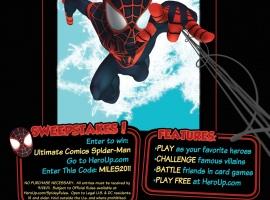 Super Hero Squad Online - Ultimate Comics Spider-Man contest info