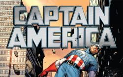 Captain America (2011) #3 Cover