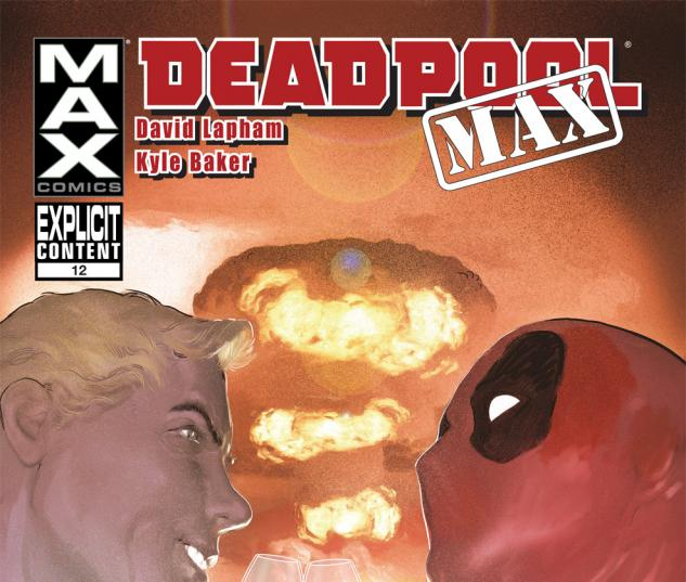 Deadpool Max (2010) #12