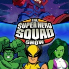 The Super Hero Squad Show: The Infinity Gauntlet Vol. 2 DVD box art