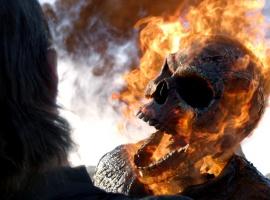 A scene from Ghost Rider: Spirit of Vengeance