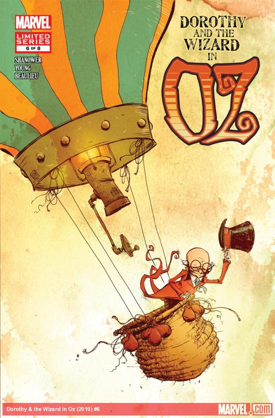 Dorothy &amp; the Wizard in Oz (2010) #6
