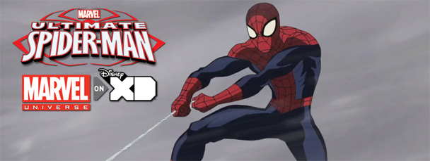 Banner for Ultimate Spider-Man