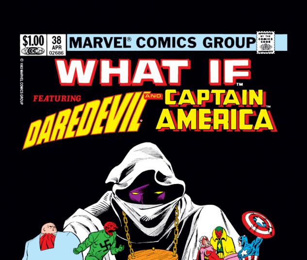 What If? (1977) #38 Cover