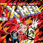 Uncanny X-Men (1963) #184 Cover