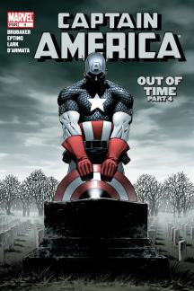 Captain America (2004) #4