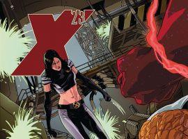 X-23 (2010) #15