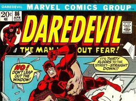 Daredevil (1963) #86 cover