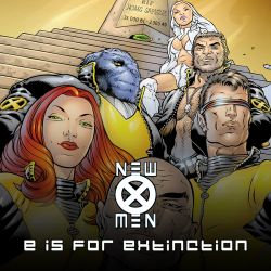 NEW X-MEN VOL. I: E IS FOR EXTINCTION TPB (1999)
