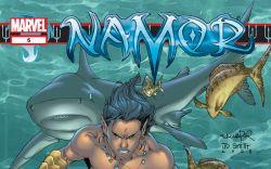 Namor (2003) #5