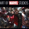 Art Of Marvel Studios Slipcase Cover