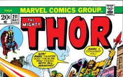Thor (1966) #211