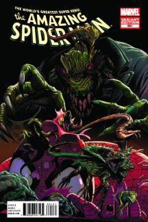 Amazing Spider-Man #691  (Lizard Variant)