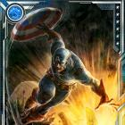Help Captain America in Marvel War of Heroes
