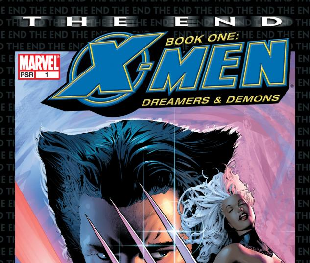 Cover from X-Men: The End - Dreamers &amp; Demons #1 (2004)