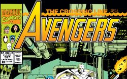 Avengers (1963) #321 Cover