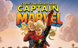 CAPTAIN MARVEL 17 (WITH DIGITAL CODE)