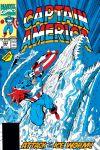 Captain America (1968) #384 Cover