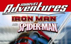 Marvel Adventures Iron Man/Spider-Man (Digest) (Digest)