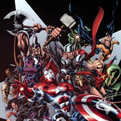 Avengers Assemble (2010) #1