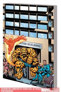 Essential Fantastic Four Vol. 8 (Trade Paperback)