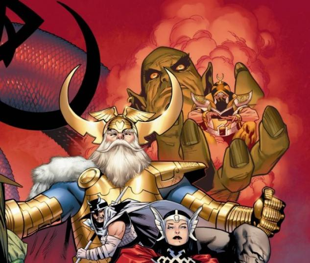 THOR: TALES OF ASGARD BY STAN LEE & JACK KIRBY #6
