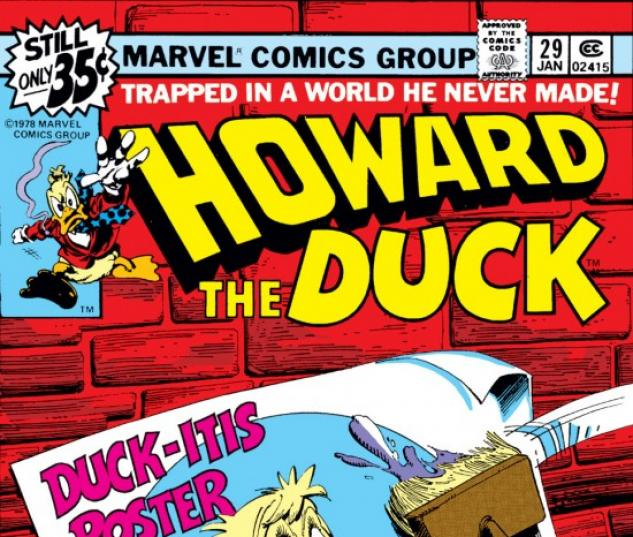 Howard the Duck #29
