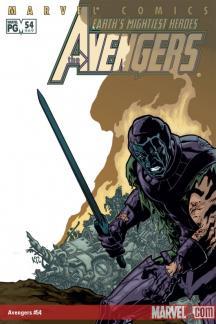 Avengers #54