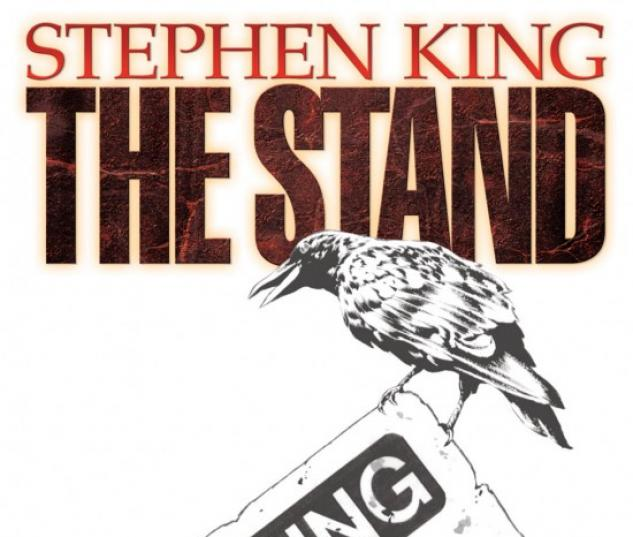 The Stand Sketchbook #1