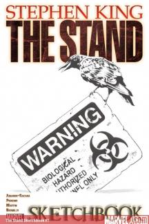 The Stand Sketchbook (2008) #1