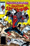 AMAZING SPIDER-MAN #322 COVER