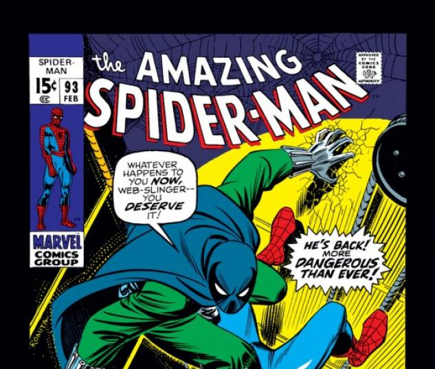 AMAZING SPIDER-MAN #93